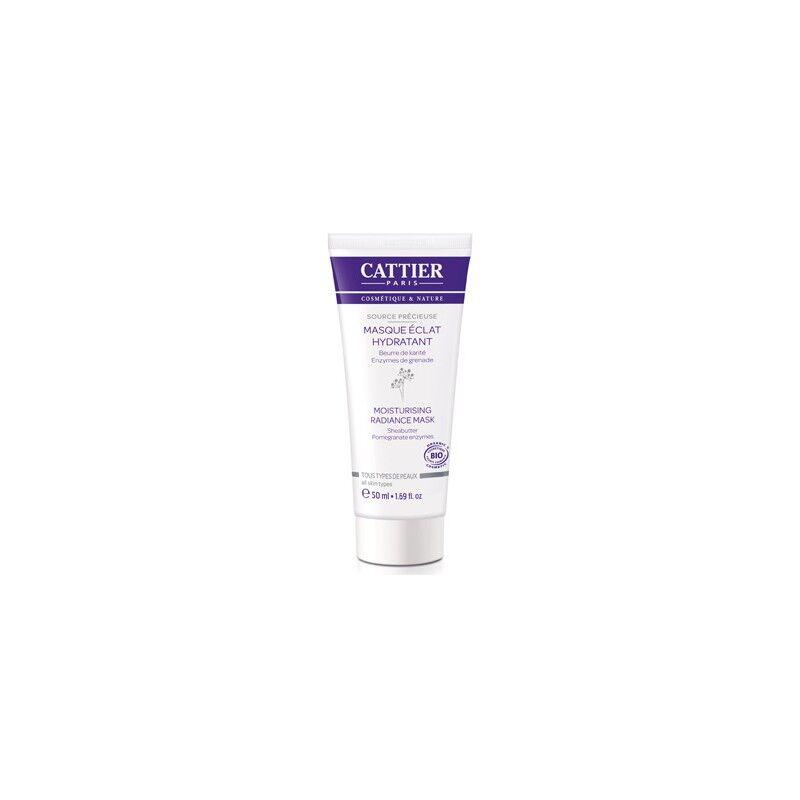 Cattier masque eclat hydratant 50ml