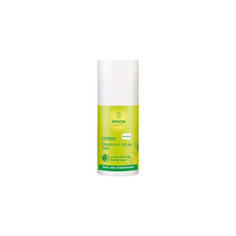 Weleda deodorant roll-on citrus 50ml
