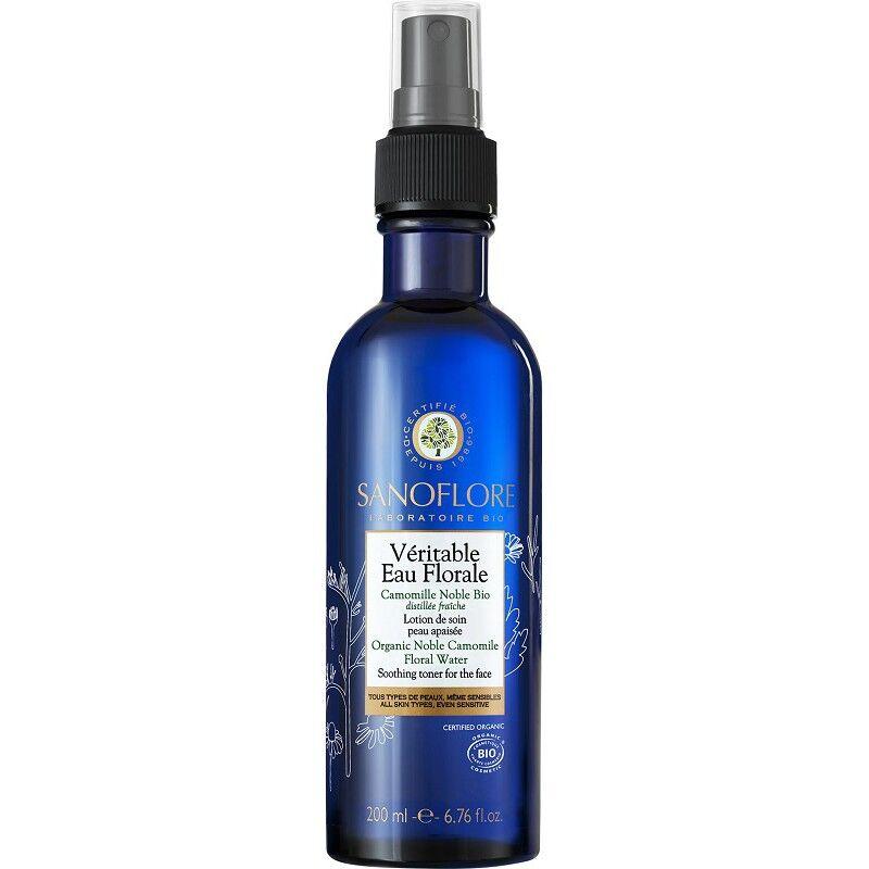 Sanoflore Véritable eau florale de camomille noble Bio - 200ml