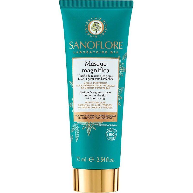 Sanoflore Masque purifiant à l'argile Magnifica Bio - 75ml