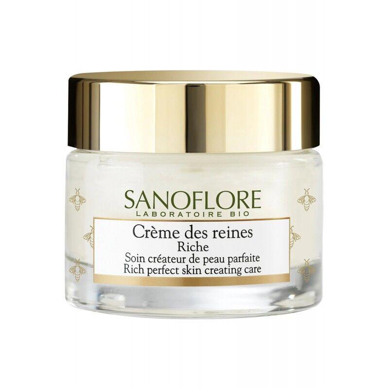 Sanoflore Soin créateur de peau parfaite Crème des Reines Riche Bio - 50ml