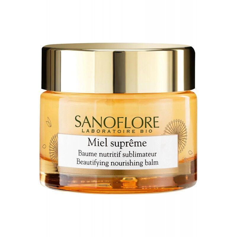 Sanoflore Baume nutritif sublimateur Miel Suprême Bio - 50ml