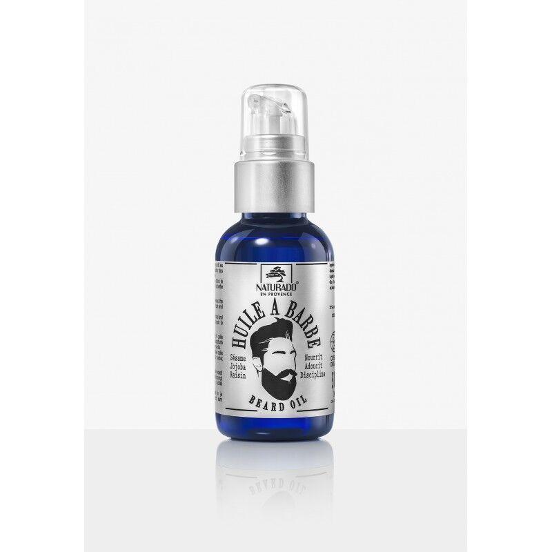 Naturado en provence Naturado huile à barbe cosmos 50 ml