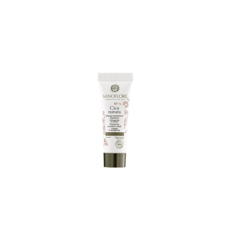 Sanoflore Cica natura baume réparateur bio 10 ml