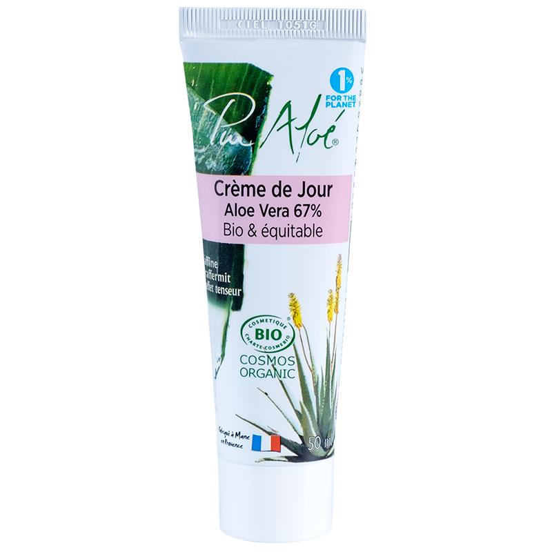 Pur Aloe Pur Aloé Crème visage aloé vera 67% - 50ml