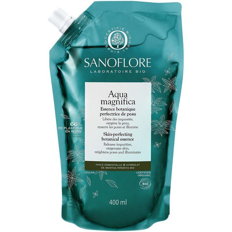 Sanoflore Aqua Magnifica Recharge essence botanique - 400ml