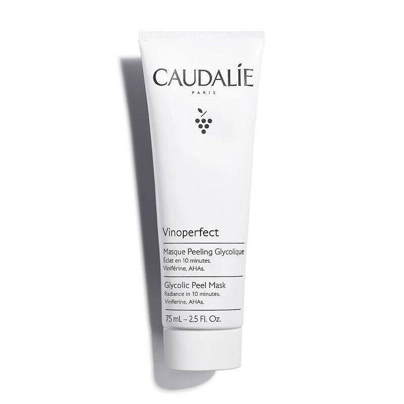 Caudalie Vinoperfect Masque peeling glycolique anti-tâches - 75ml