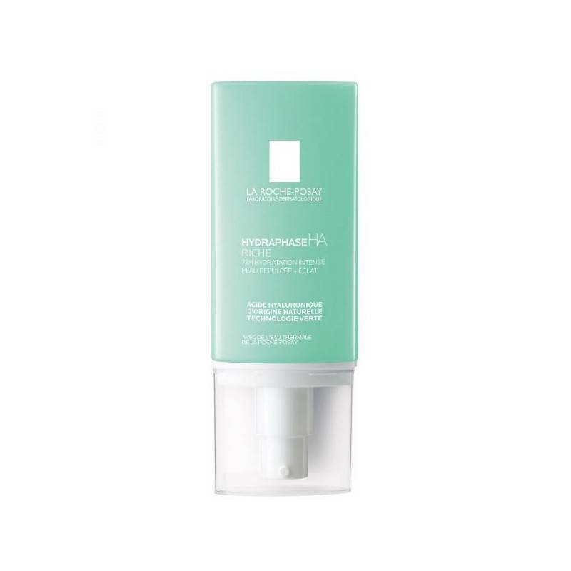 La Roche Posay La Roche-Posay Hydraphase HA Légère Crème visage hydratante 72H - 50ml