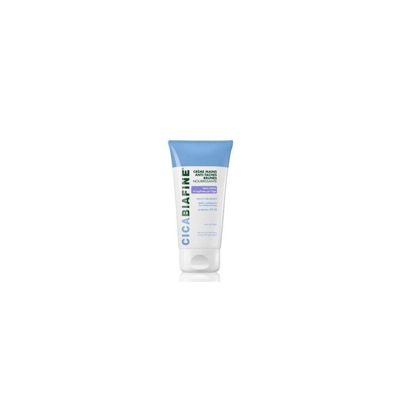 Cicabiafine crème mains anti-tâches brunes 75 ml