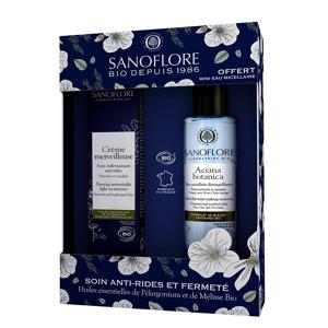 Sanoflore Coffret Crème Légère Merveilleuse certifié Bio - Publicité