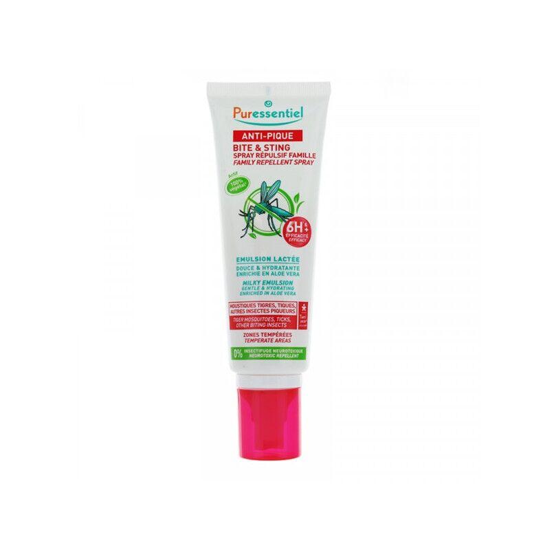Puressentiel Anti-pique spray répulsif famille 100ml
