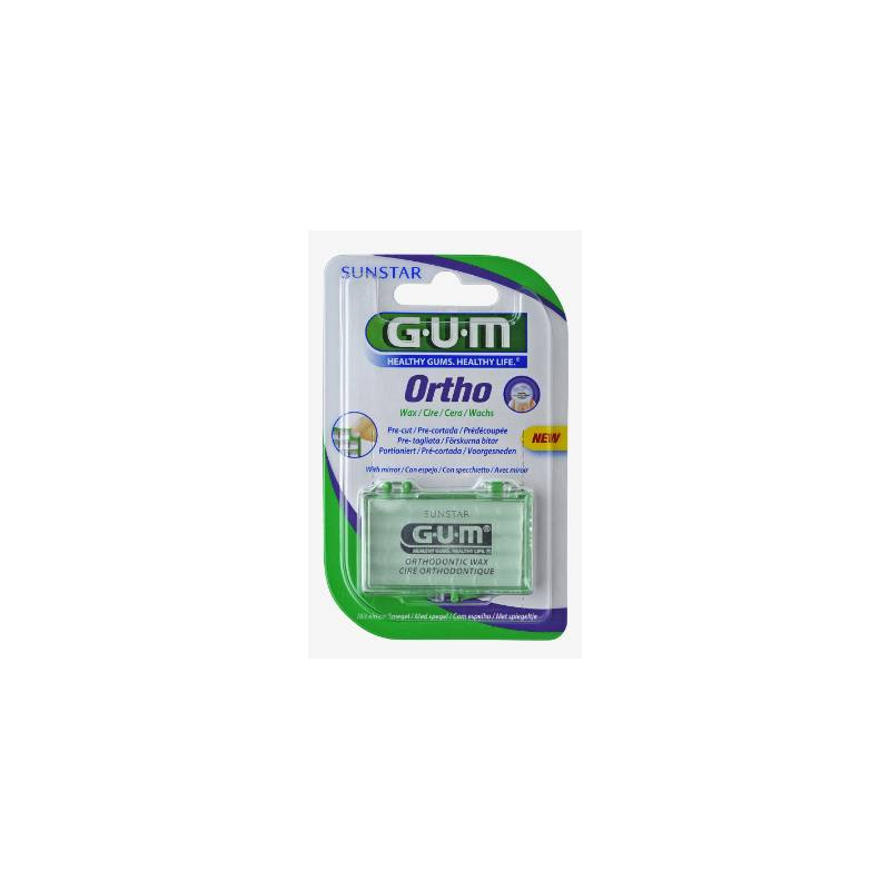 Gum Cire dentaire ortho