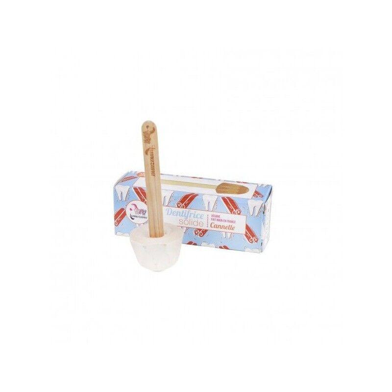 Lamazuna dentifrice solide à la cannelle 17g