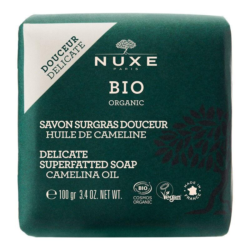 Nuxe Bio Organic Savon surgras douceur - 100g