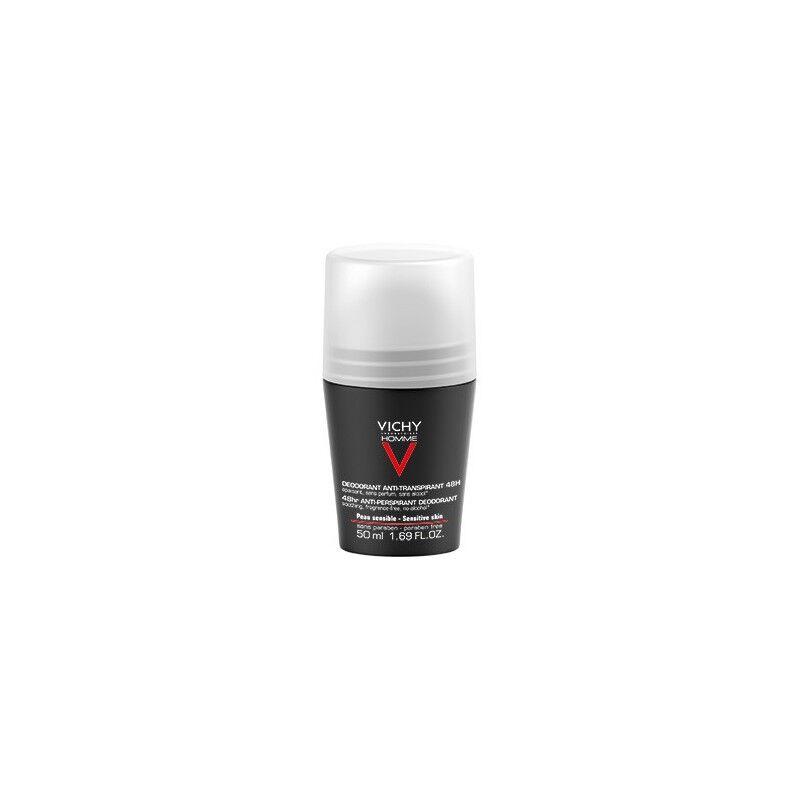 Vichy Homme Déodorant bille anti-transpirant 50ml solo
