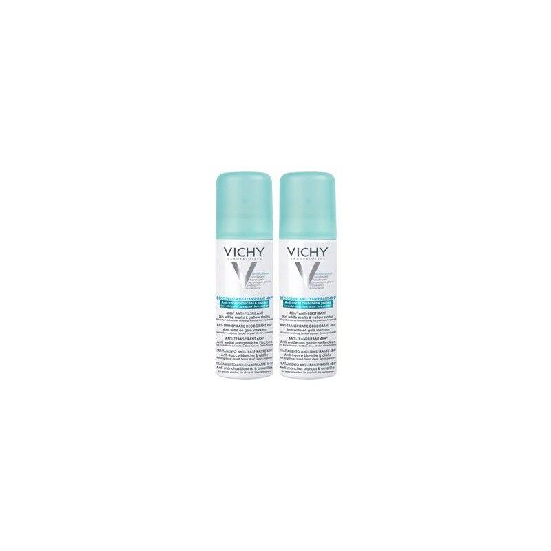 Vichy deodorant anti transpirant 48h 2x125ml