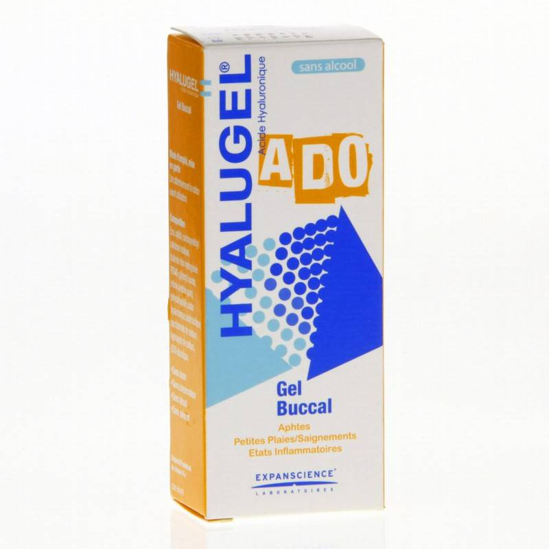 Mustela Hyalugel Ado Gel buccal 20ml