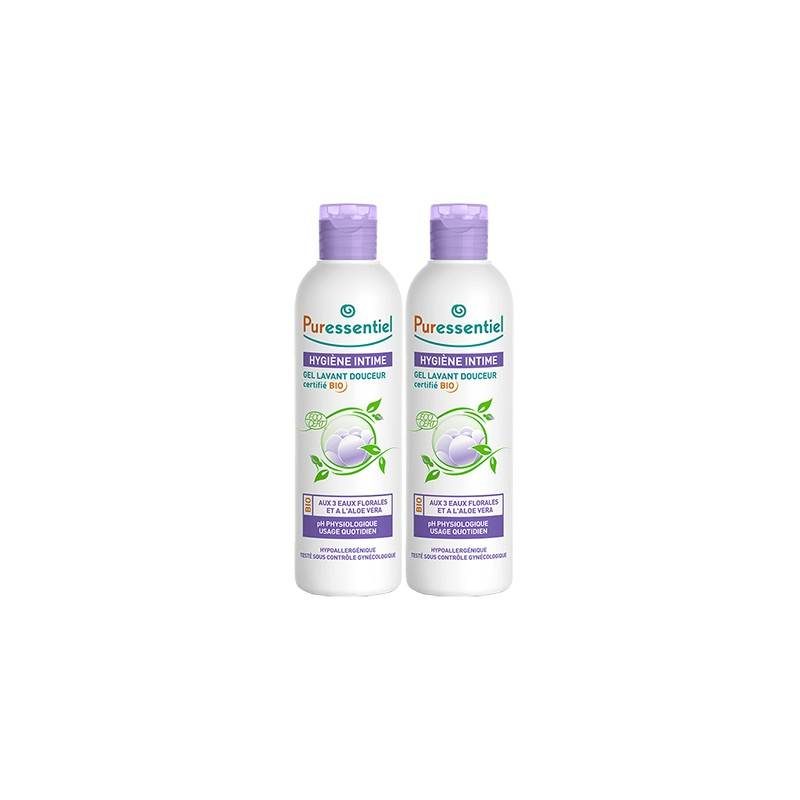 Puressentiel Gel lavant intime Lot 2 x 250ml