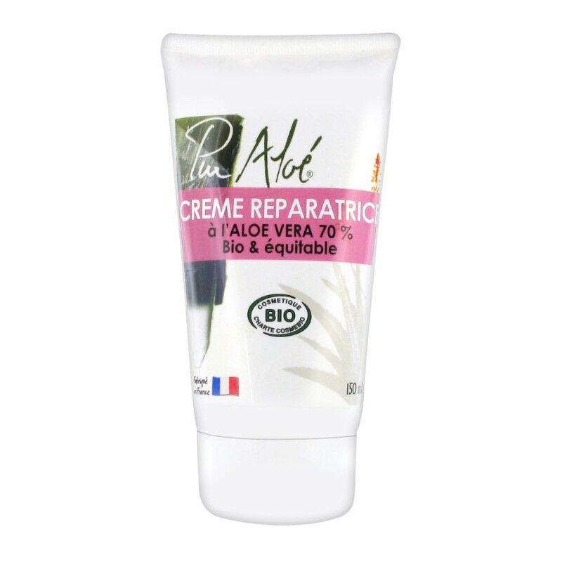 Pur aloe Pur Aloé Crème Réparatrice Aloe Vera 150 ml