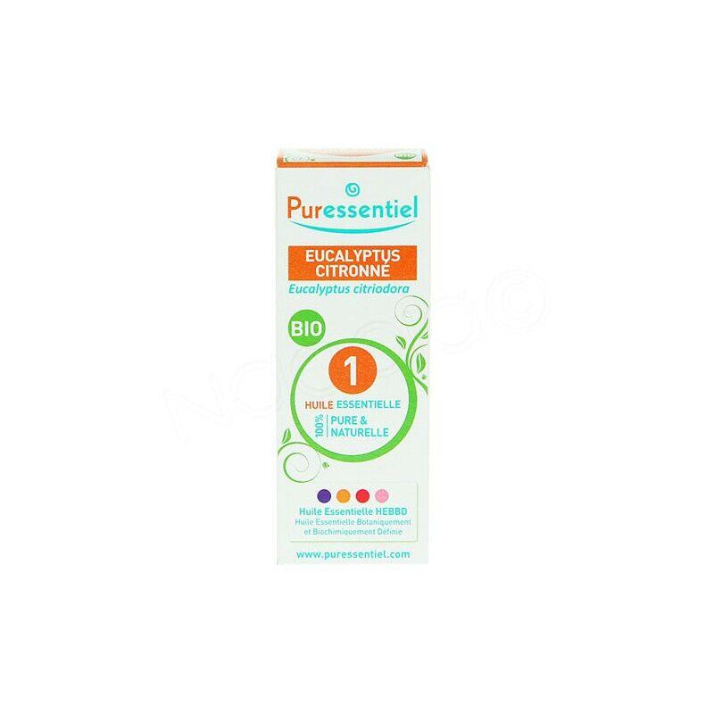 Puressentiel Huile Essentielle Bio Eucalyptus Citronné 10ml