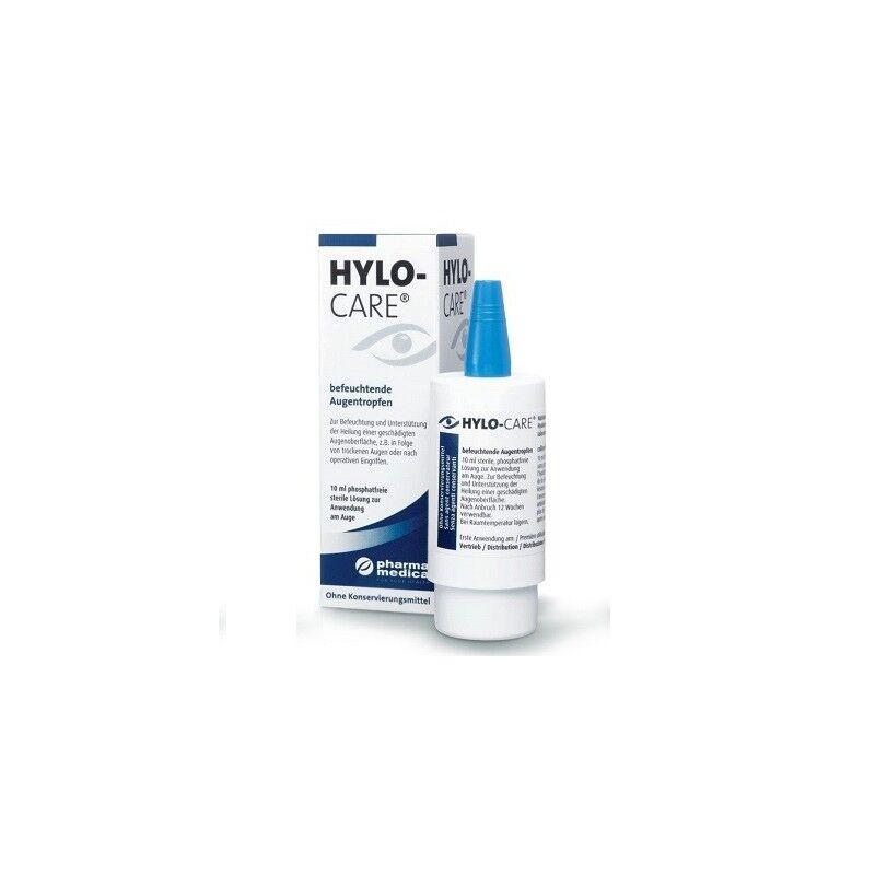Ursapharm Hylo Care Collyre Hydratation 10ml