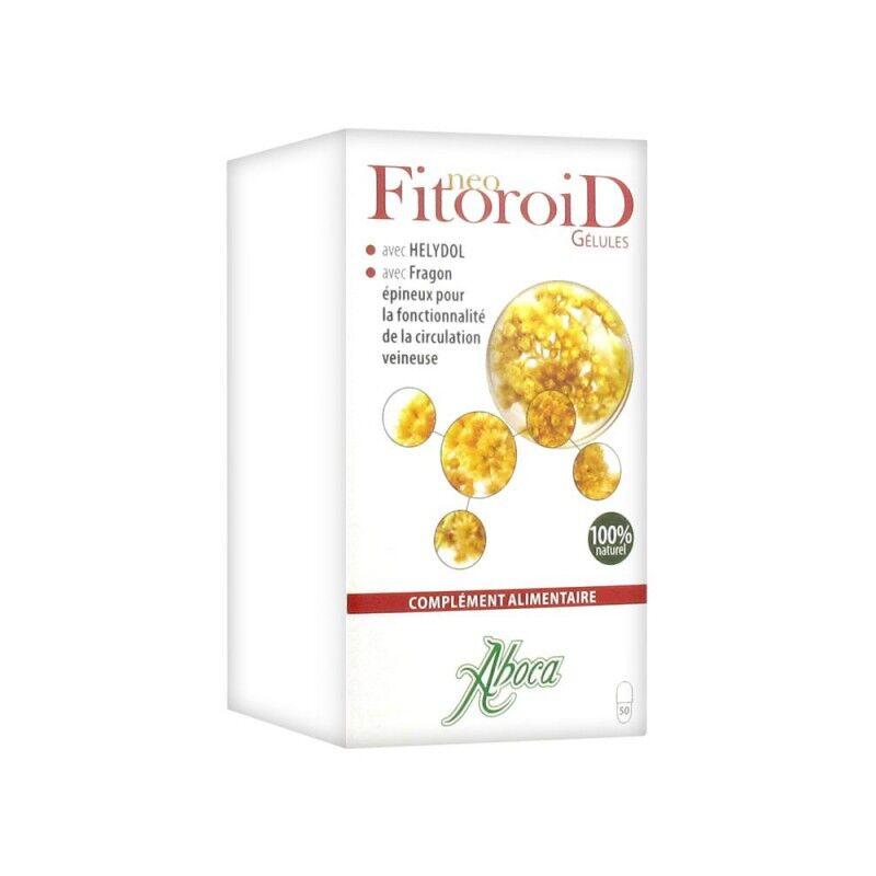 Aboca NeoFitoroid 50 Gélules