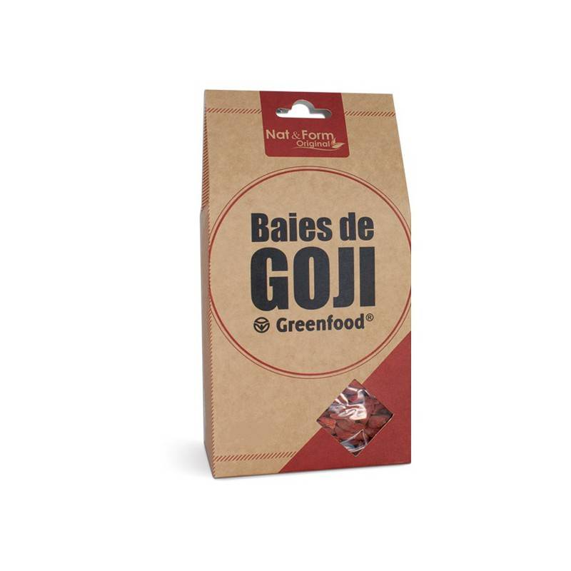 Nat&Form Nat & form Baies de goji 200g