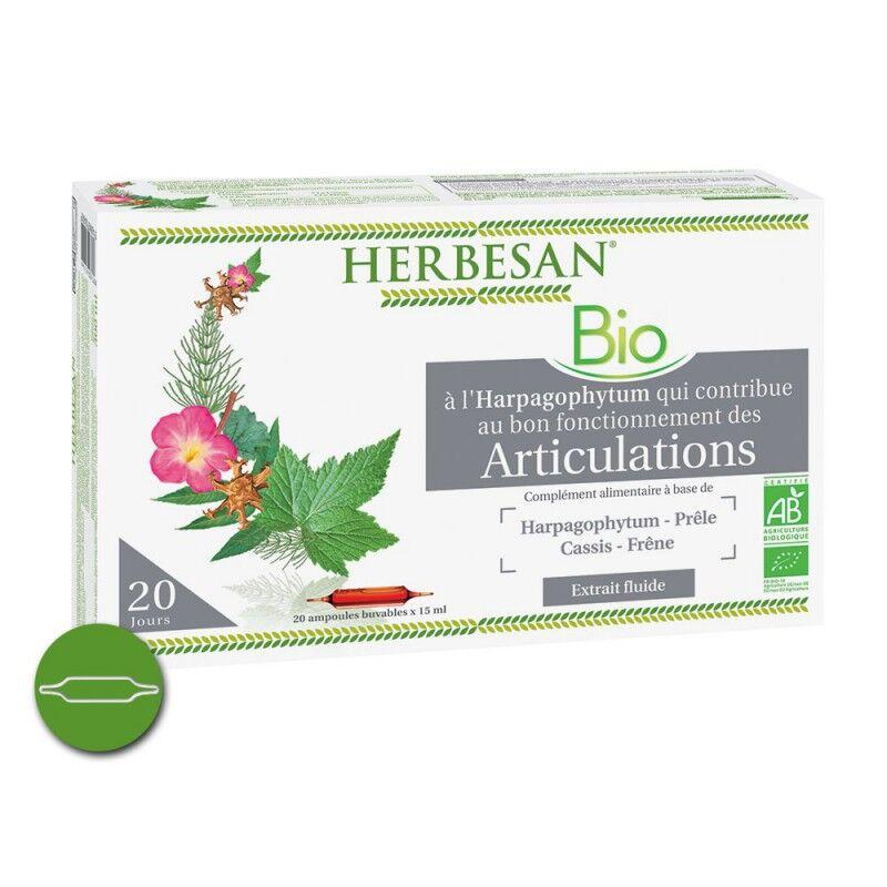 Super Diet Herbesan Articulation Bio 20 ampoules