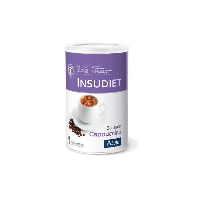 Insudiet Boisson cappuccino 300 g