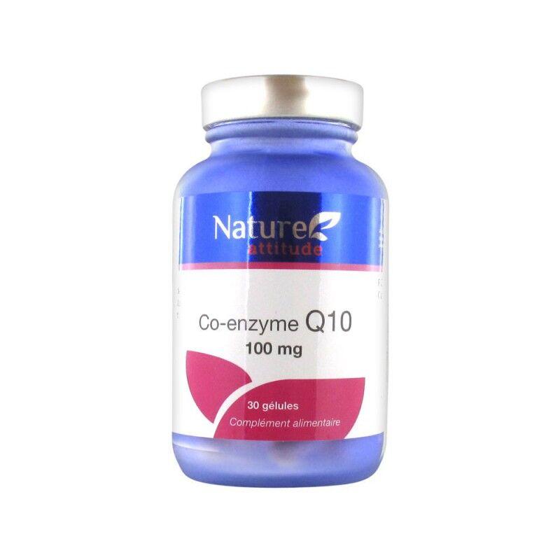 Nature Attitude Co-Enzyme Q10 30 Gélules
