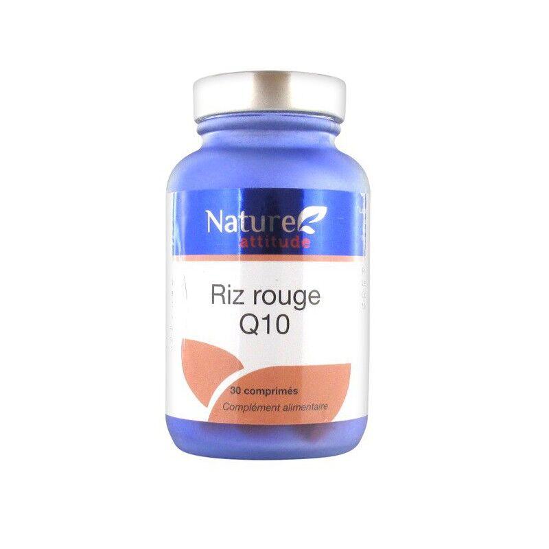 Nature Attitude Riz Rouge Q10 30 Comprimés