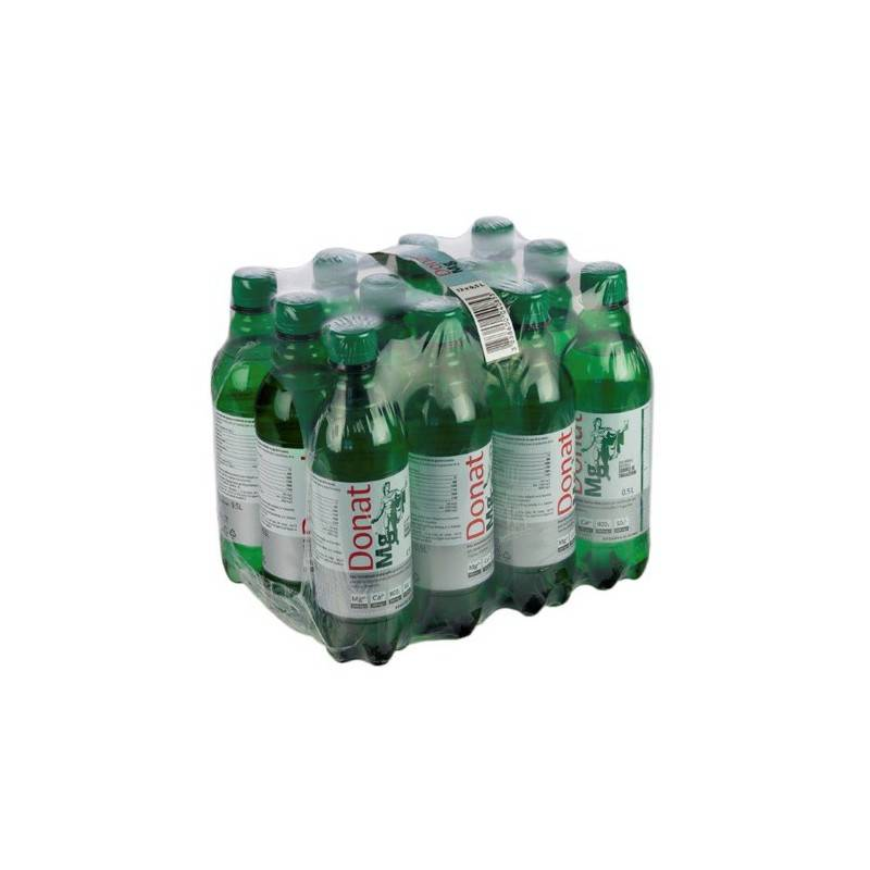 Insudiet Donat Mg 12 bouteilles x 500 ml