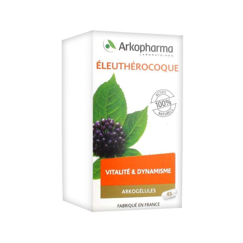Arkopharma Arkogelules Eleutherocoque bio 40 gelules