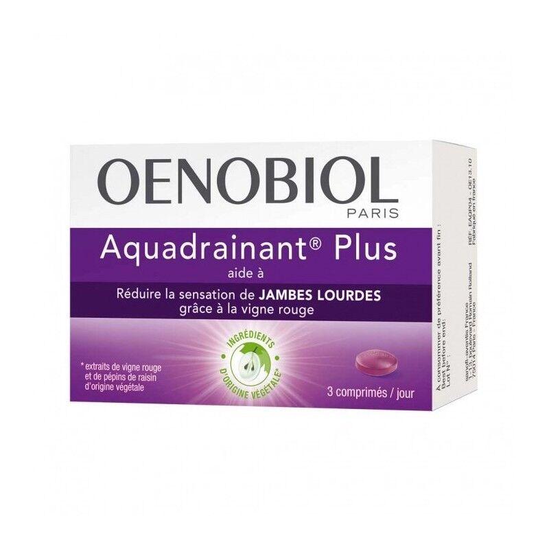 Oenobiol Aquadrainant Plus - 45 comprimés