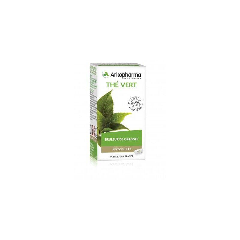 Arkopharma Arkogélules thé vert - 45 gélules