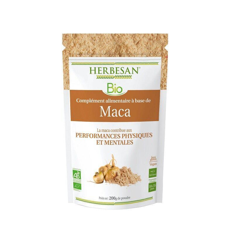 Super Diet Herbesan Maca Bio - Sachet de 200g