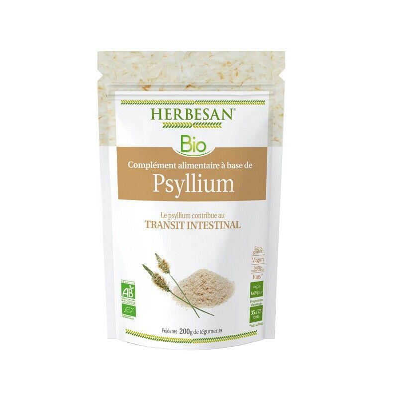 Super Diet Herbesan Psyllium Bio - Sachet de 200g