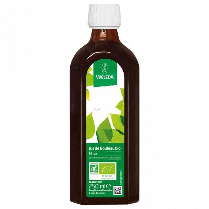 Weleda jus de bouleau bio - 250 ml