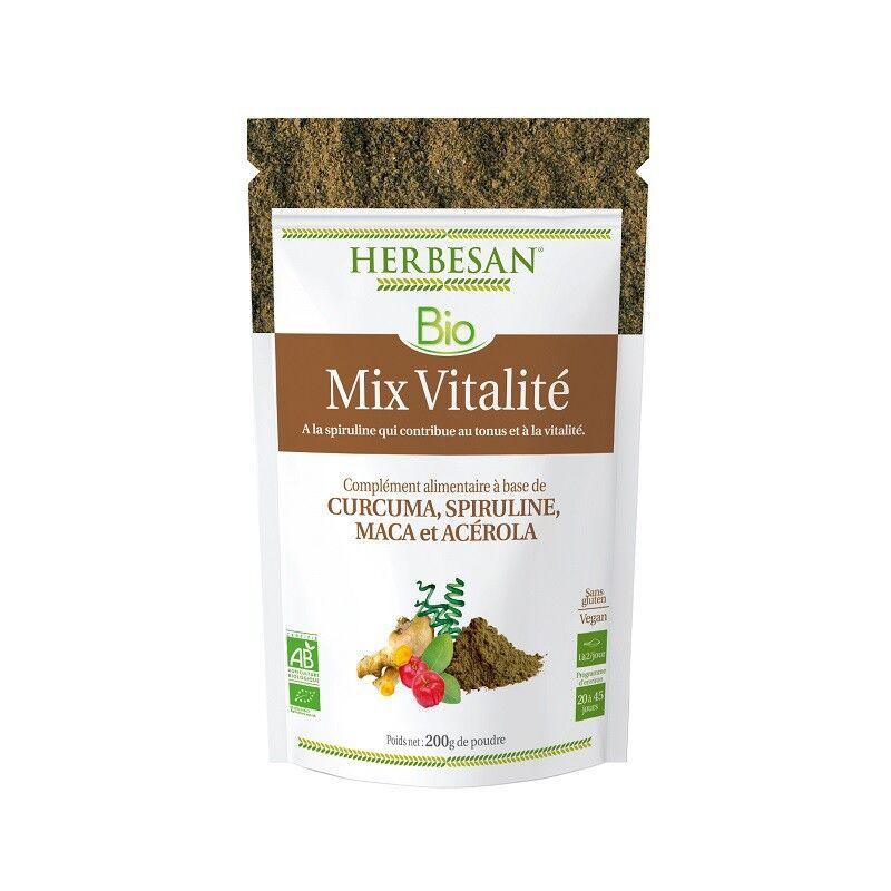 Super Diet Herbesan Mix Vitalité Bio - Sachet de 200g