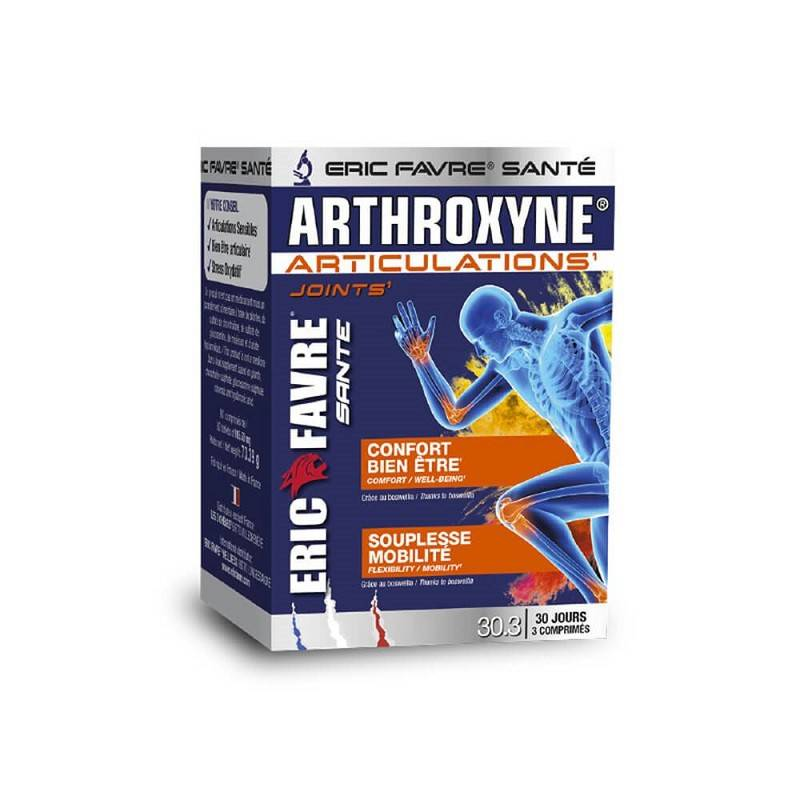 3C Pharma Eric Favre Arthroxyne - 90 comprimés