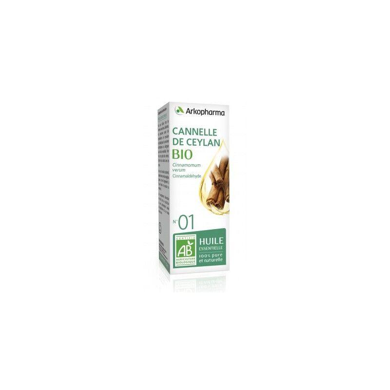 Arkopharma Huile essentielle Cannelle de ceylan bio