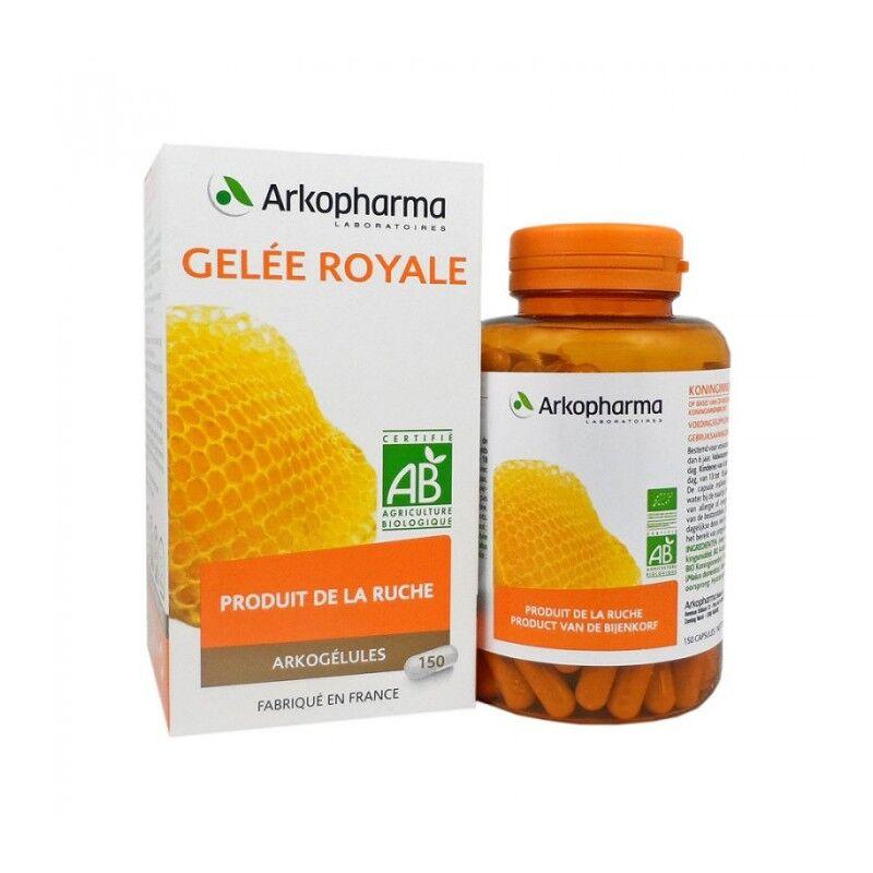 Arkopharma Arkogélules gelée royale Bio - 45 gélules