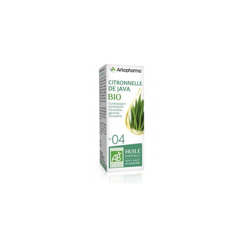 Arkopharma Huile essentielle Citronnelle de java bio