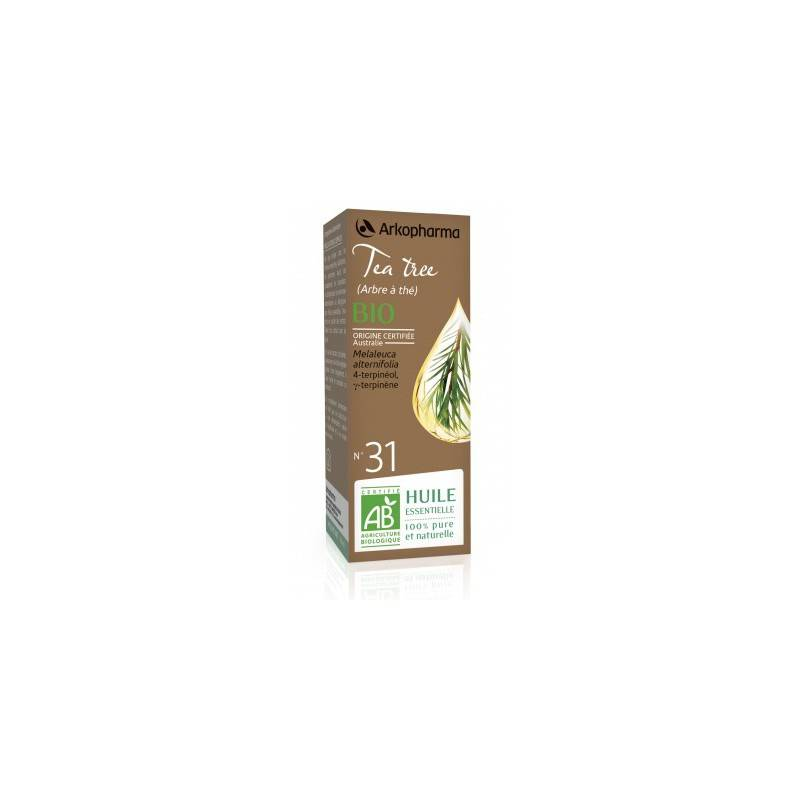 Arkopharma Huile essentielle Tea tree bio