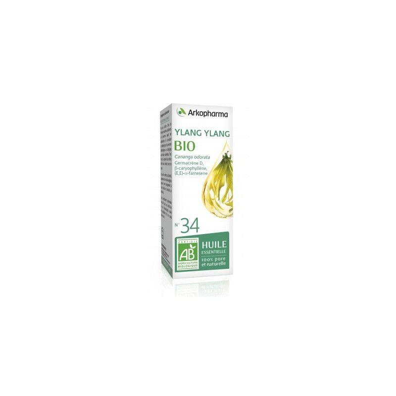 Arkopharma Huile essentielle Ylang ylang bio
