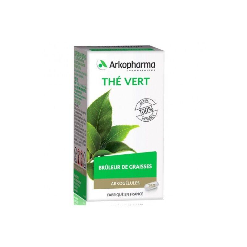 Arkopharma Arkogélules Thé vert bio - 150 gélules