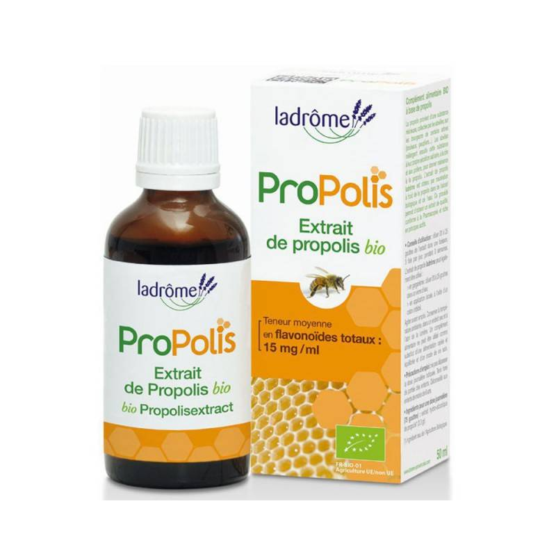 La drôme Ladrôme Extrait de propolis Bio - 50ml
