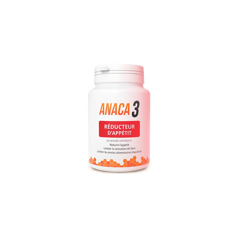 Anaca 3 Anaca3 Réducteur d'appétit 90 gélules
