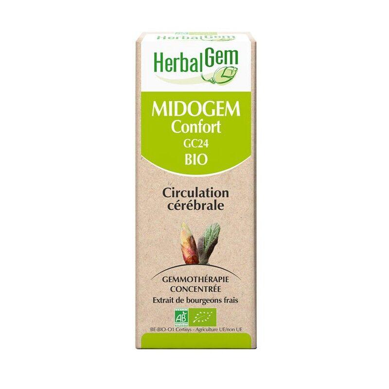 HerbalGem Midogem Confort bio - 30ml