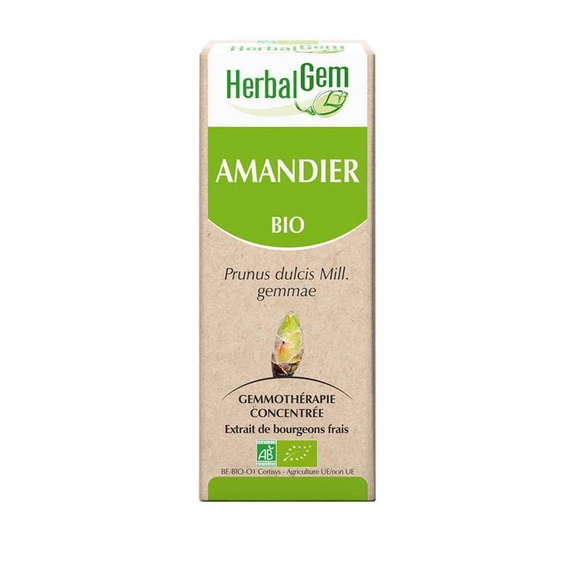 HerbalGem amandier bio - 30ml